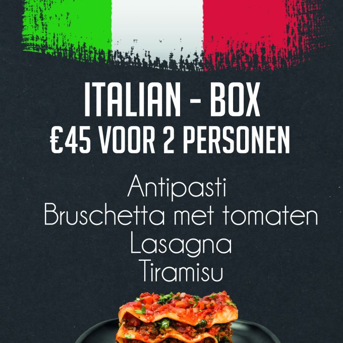 Italiaanse week - box